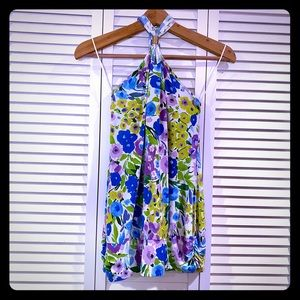 Floral Halter Top from Express